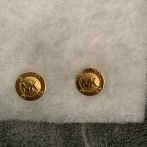 Michael Kors MK Stud Earrings
